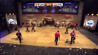 STIHL Timbersports World Championship 2014 Innsbruck, Team Episode