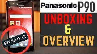 [4K] Panasonic P90 - Unboxing & Overview (GIVEAWAY)
