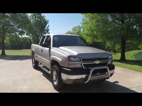 West Tn 2005 Chevrolet Silverado 2500 Hd 6 0l V8 Gas 4x4 For Www Sunsetmotors Com