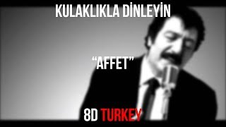 Müslüm Gürses - Affet (8D VERSION) Video