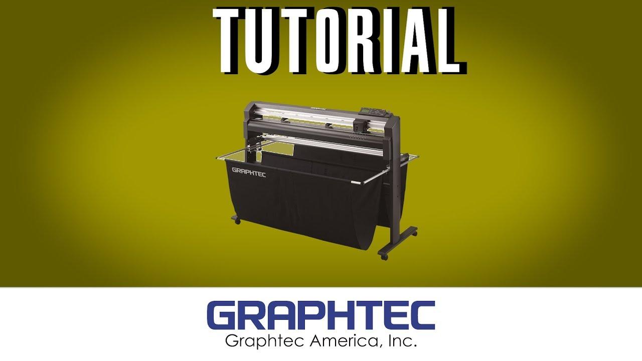 CP FAQ VIDEO SENSOR OFFSET ADJUST   Graphtec America, Inc