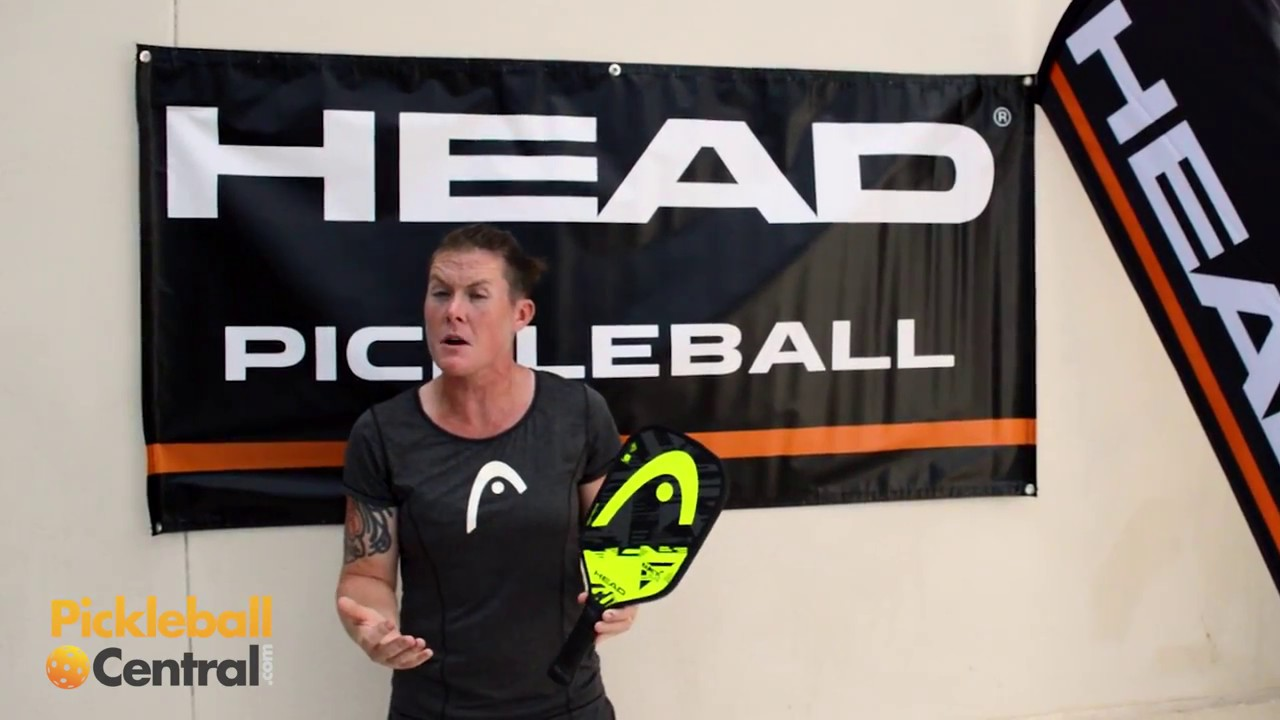 71d904bfe HEAD Pickleball Paddle Radical Elite Review by National and US OPEN Champion  Sarah Ansboury
