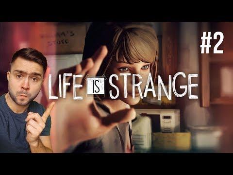 Life is Strange - #2 Internat (Gameplay PL) thumbnail