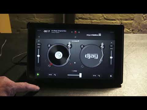 A DJ Ceremony System With An Amazon Fire HD 10 Tablet