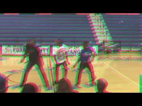 Run It! - Chris Brown   JC CREW Choreography   Forrest City High School Lip Snyc & Dance (CONTEST!)