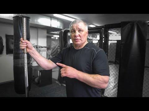 Как укрепить ударные мышцы / Первый тренер Валуева