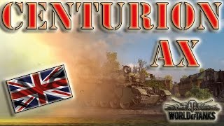 World of Tanks /// Centurion AX - 4200+ Damage