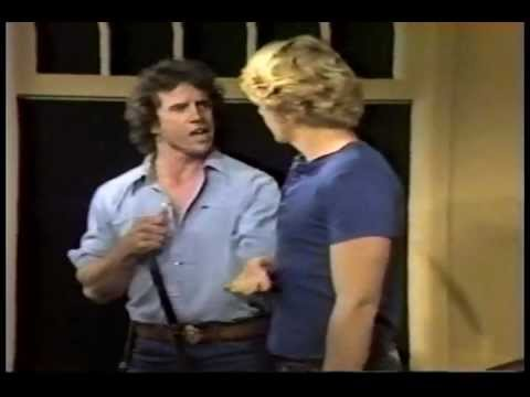 Dukes of Hazzard screen tests, Tom Wopat and John Schneider