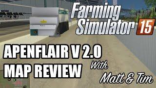 "[""fs15"", ""apenflair"", ""farming simulator 2015"", ""map review"", ""modhoster"", ""mod review""]"