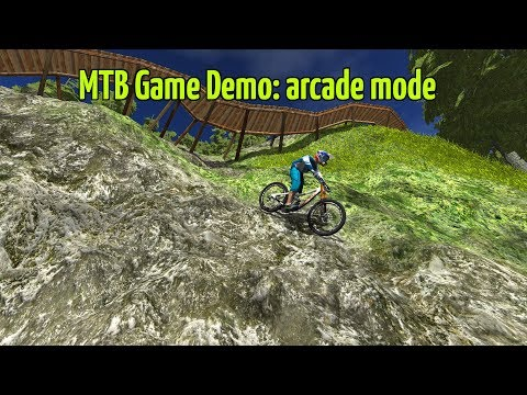 MTB Game Demo arcade mode has been released