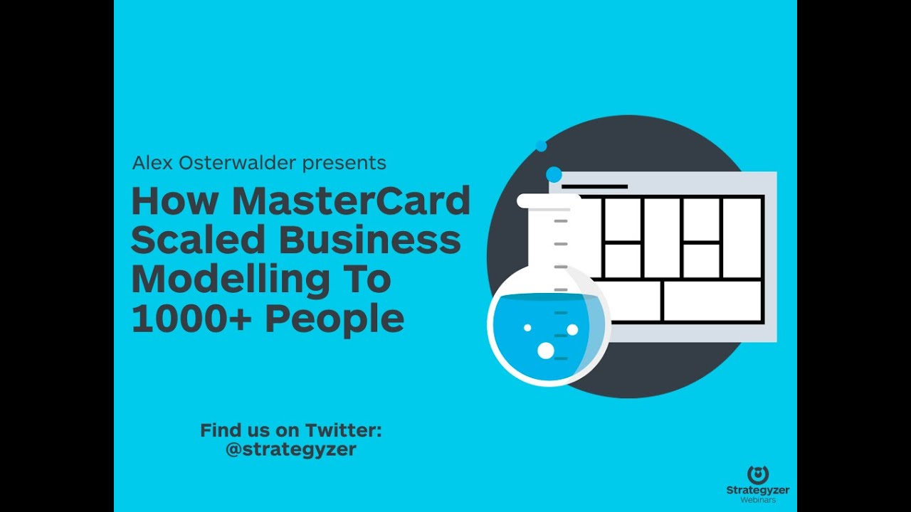 Webinar 6: How MasterCard Trained Business Modelling To 1000+ People ...