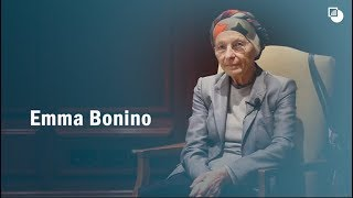 Why conflict prevention matters: a conversation with emma bonino