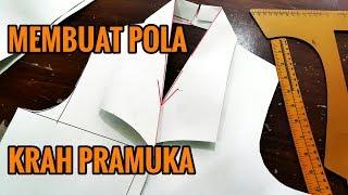 Download Video MEMBUAT POLA KRAH PRAMUKA PUTRI. MP3 3GP MP4