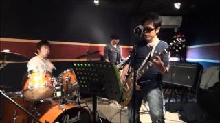 COMPLEX & 吉川晃司の曲を中心としたコピーバンド「psychedelic」の練...
