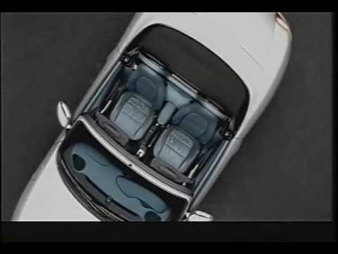 Porsche 986 Boxster Promotional Video(Boxster 2.7&Boxster S 3.2)