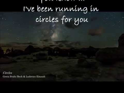Ludovico Einaudi & Greta Svabo Bech - Circles lyrics  (old version)