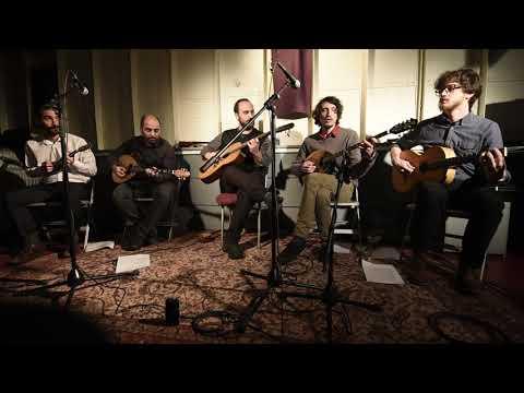 "Cherchez la femme Rebetiko Quartet ft.Sotiris Letsios - ""Yiahabibi"" / ""Γιαχαμπίμπι"""