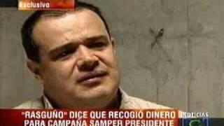 Entrevista al capo colombiano Razguño 1...