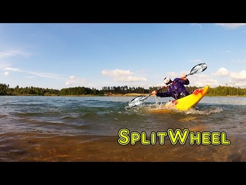 Flatwater SplitWheel Playboating