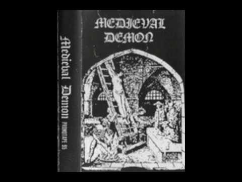 Medieval Demon - Promo Tape 95 [Full demo]