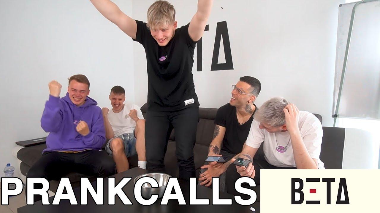 PRANKCALL - PŮJČENÁ ŽIRAFA 4 / BETA