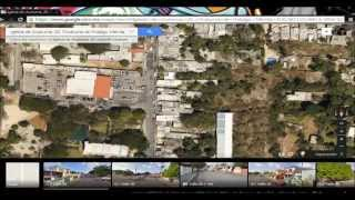 OVNI en Google Maps, Chuburna Hidalgo, YUCATAN ...
