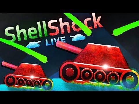 ATTACK Of The SNAKE GRENADES! - Shellshock Live Gameplay