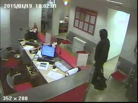 """Ограбление банка """"Хоум Кредит"""" в Екатеринбурге"""