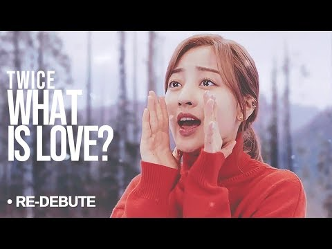 "What if TWICE debuted with ""What is Love?"" (Line Re-Distribution)"