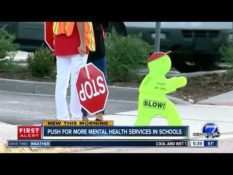 Colorado schools get help to provide mental health resources