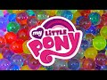 My Little Pony Orbeez Pool Party! Мой Маленький Пони Игрушки Видео На Русском!