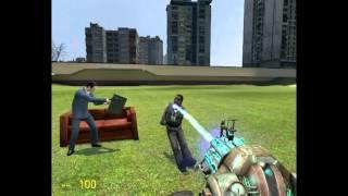 Обзор на игру Garry's mod (часть 1)
