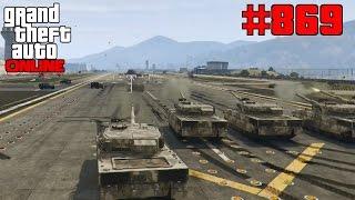GTA 5 Online #869 Krieg auf dem Militärplatz [Deutsch] Let´s Play GTA V Online PS4