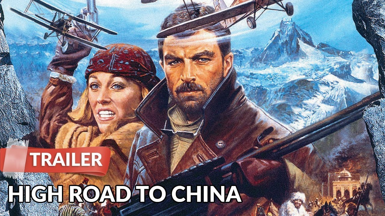 Download High Road to China 1983 Trailer HD | Tom Selleck | Bess Armstrong