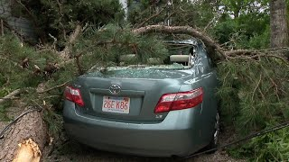 Severe storms tear across Cape Cod, cause heavy damage