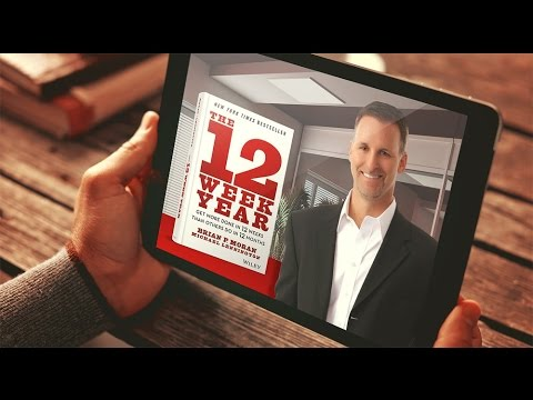 #124 Brian P. Moran: Author of THE 12 WEEK YEAR
