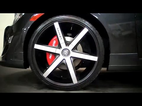 Mgp Caliper Covers Installation On Scion Fr S Youtube