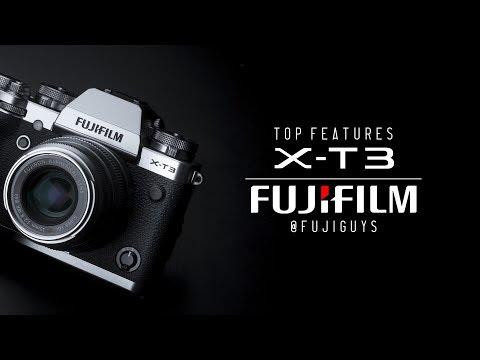 Fuji Guys - FUJIFILM X-T3 - Top Features (Stills)