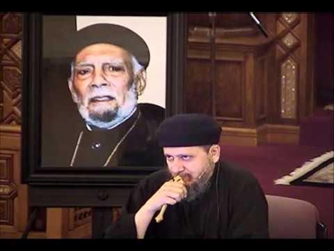 Fr. Isaac Tanios, The Wise Builder - (Arabic) August 31,2012