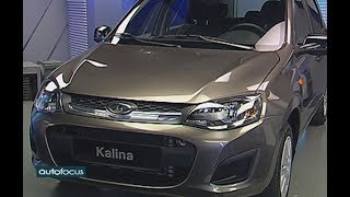Auto Focus - LADA Kalina 2016 - 05/06/2017