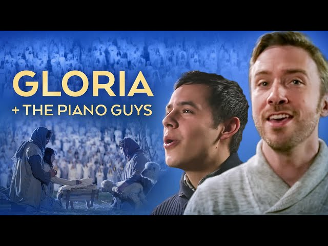 Angels from the Realms of Glory - The Piano Guys, Peter Hollens and David Archuleta