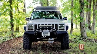 Davis AutoSports Jeep Cherokee XJ For Sale / Lifted and Modded / Stage 3 / Fully Serviced