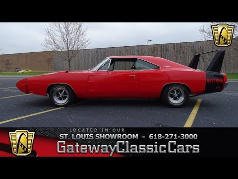 #7684 1970 Dodge Charger Daytona Tribute Gateway Classic Cars St. Louis
