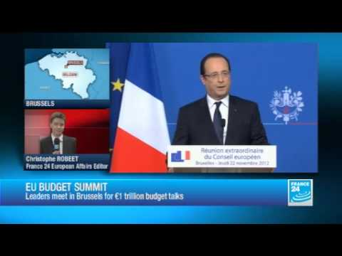 UK and France face off over EU budget - EUROPEAN UNION