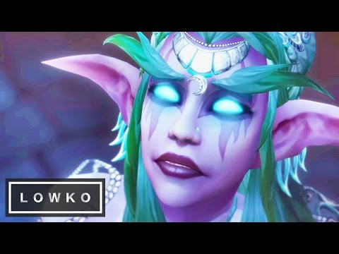 World of Warcraft: Legion - Everyone Is... Dying?! (Val'sharah Gameplay)