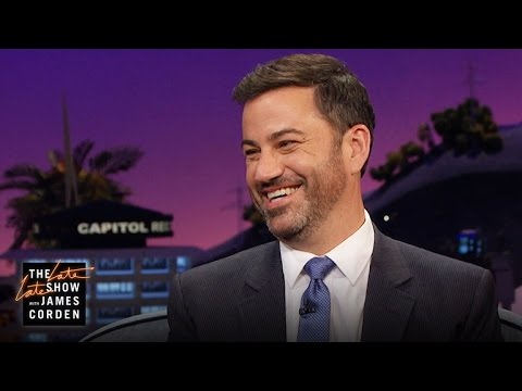 Monica Lewinsky was Jimmy Kimmel's Co-Host