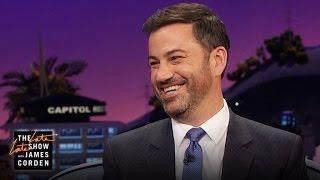 Jimmy Kimmel Recalls His Show