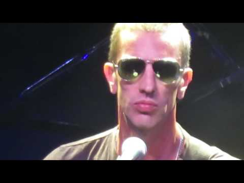 Richard Ashcroft - Space  and Time (Santiago-Chile 2016)