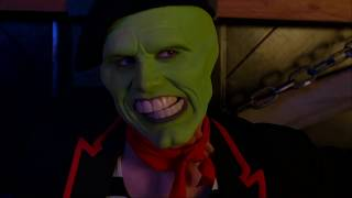 The Mask, By Chuck Russell (1994) - Cuban Pete Song (with Jim Carrey)