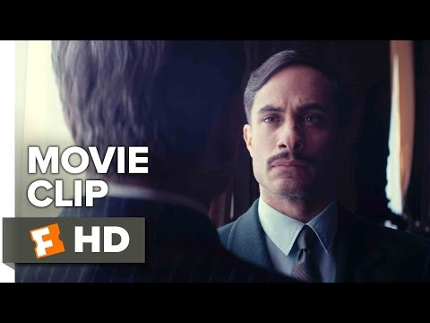 Neruda Movie CLIP - Peluchonneau Receives His Orders (2016) - Gael García Bernal Movie